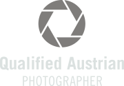 Qualified Austrian Photographer